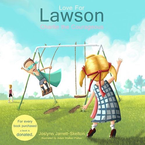 Love for Lawson - Book 2