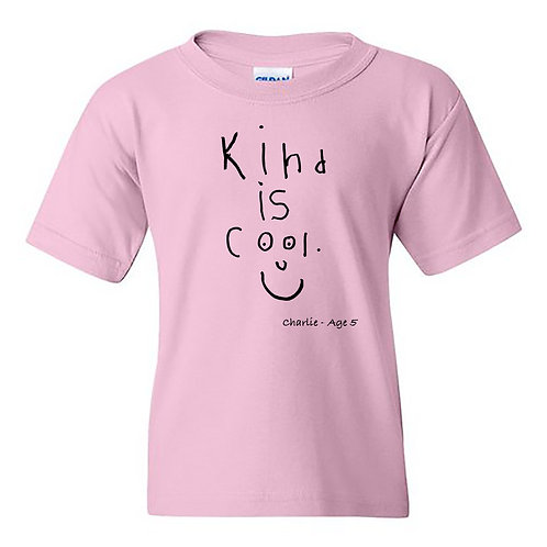 Kind Is Cool T-Shirt - YOUTH