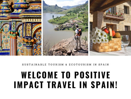 Welcome to Positive Impact Travel in Spain!