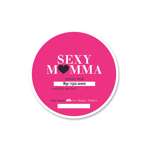 Gift Card - Sexy Momma