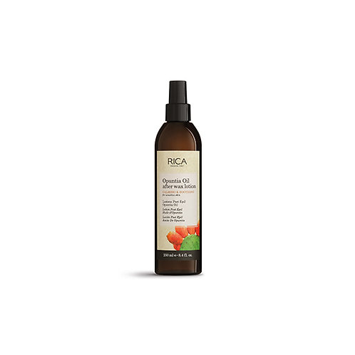 RICA Opuntia Oil After Wax Lotion