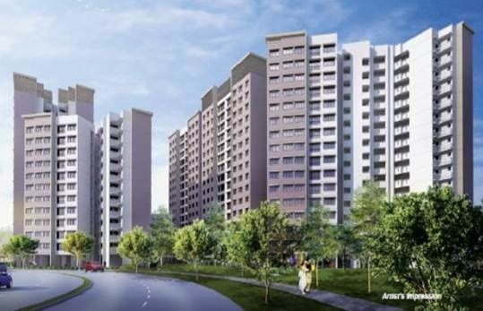 Hougang Ave 9 (N9C16/C17/C19)
