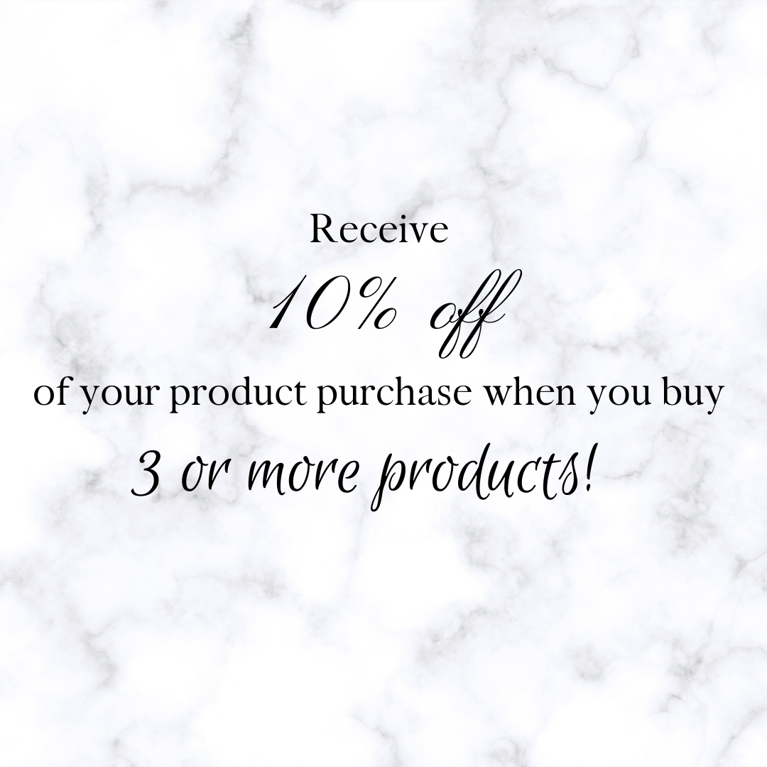 Buy 3 or More Products