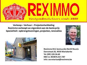 Vastgoedmakelaar Reximmo