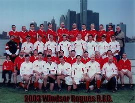 Windsor Rugby 2003