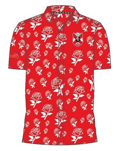 Social Hawaiian Shirt