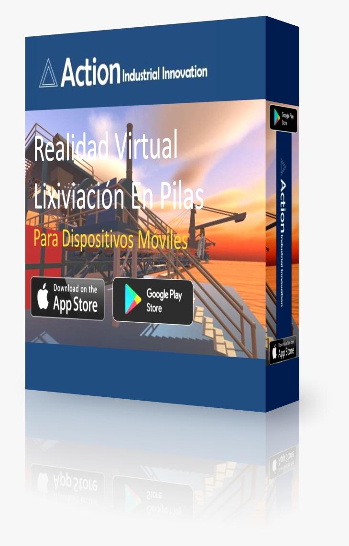 Realidad Virtual lixiviacion