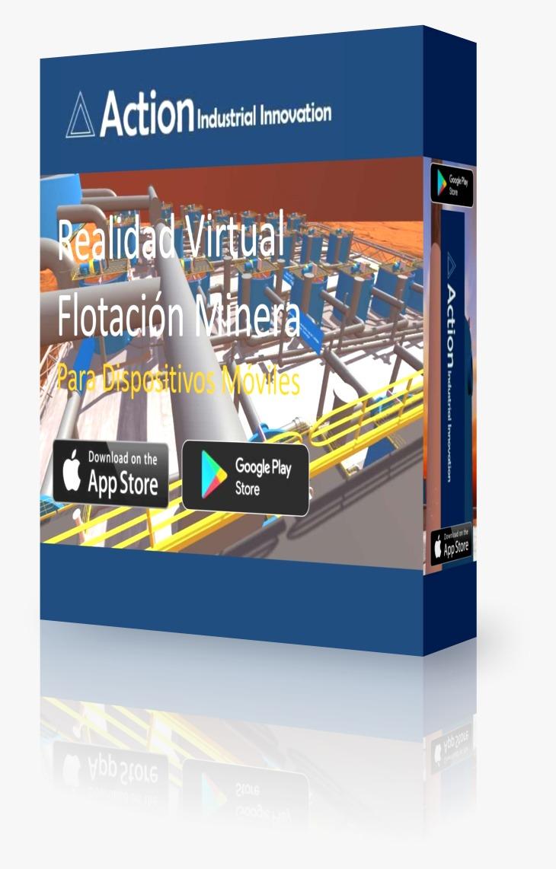 Realidad Virtual flotacion