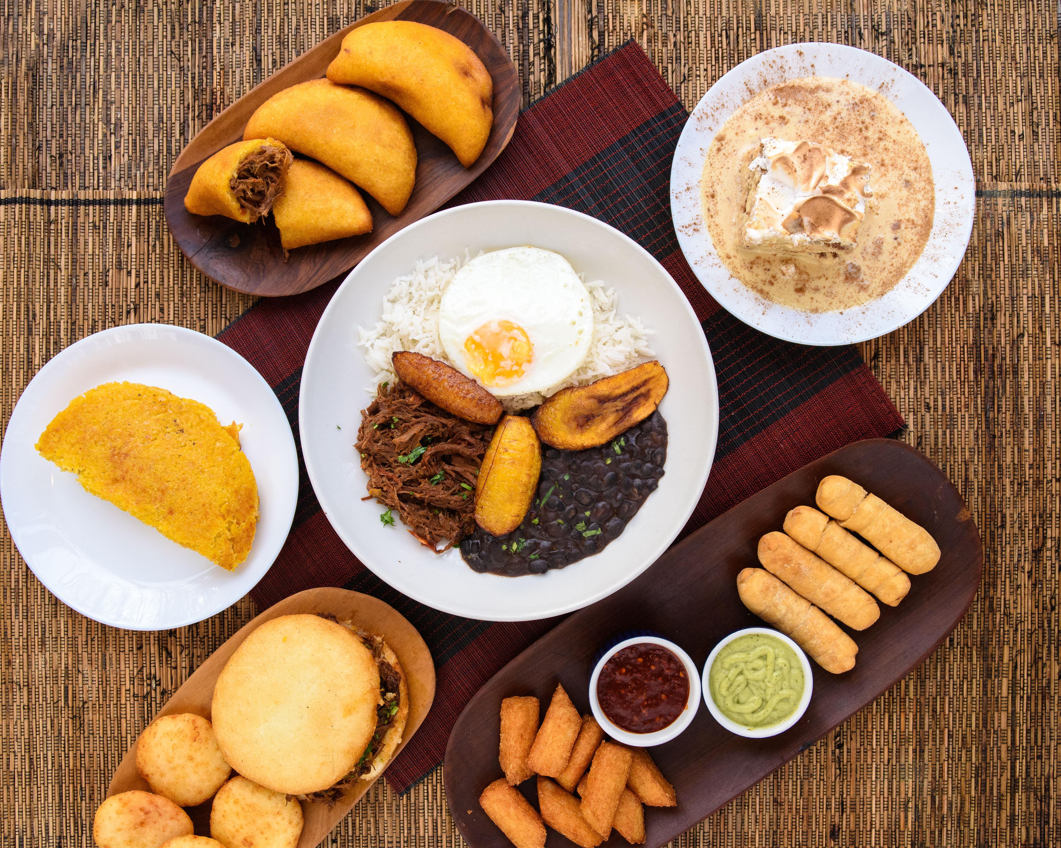 VENEZUELA FOOD - MI COCINA ES TUYA