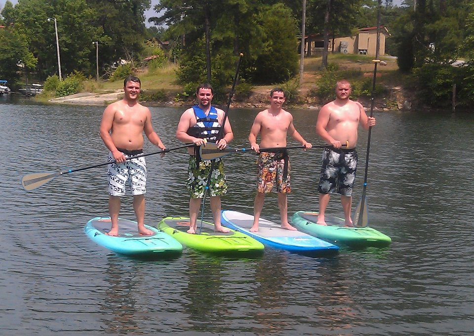 Lake Murray Paddleboard Rentals