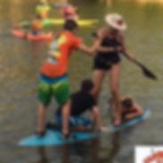 Paddleboard Rentals Lake Murray