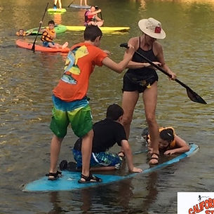 Paddleboard Rentals Lake Murray