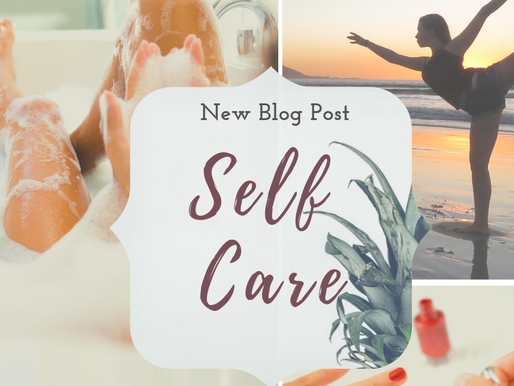 Self-care, what that really looks like