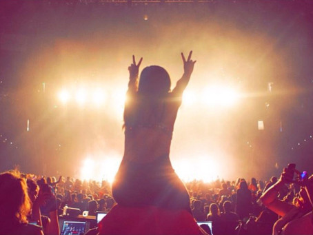 Buy the concert tickets and live your best damn life!