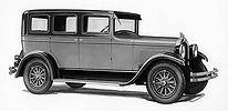 Bonnie - 1928 vintage Chrysler Car