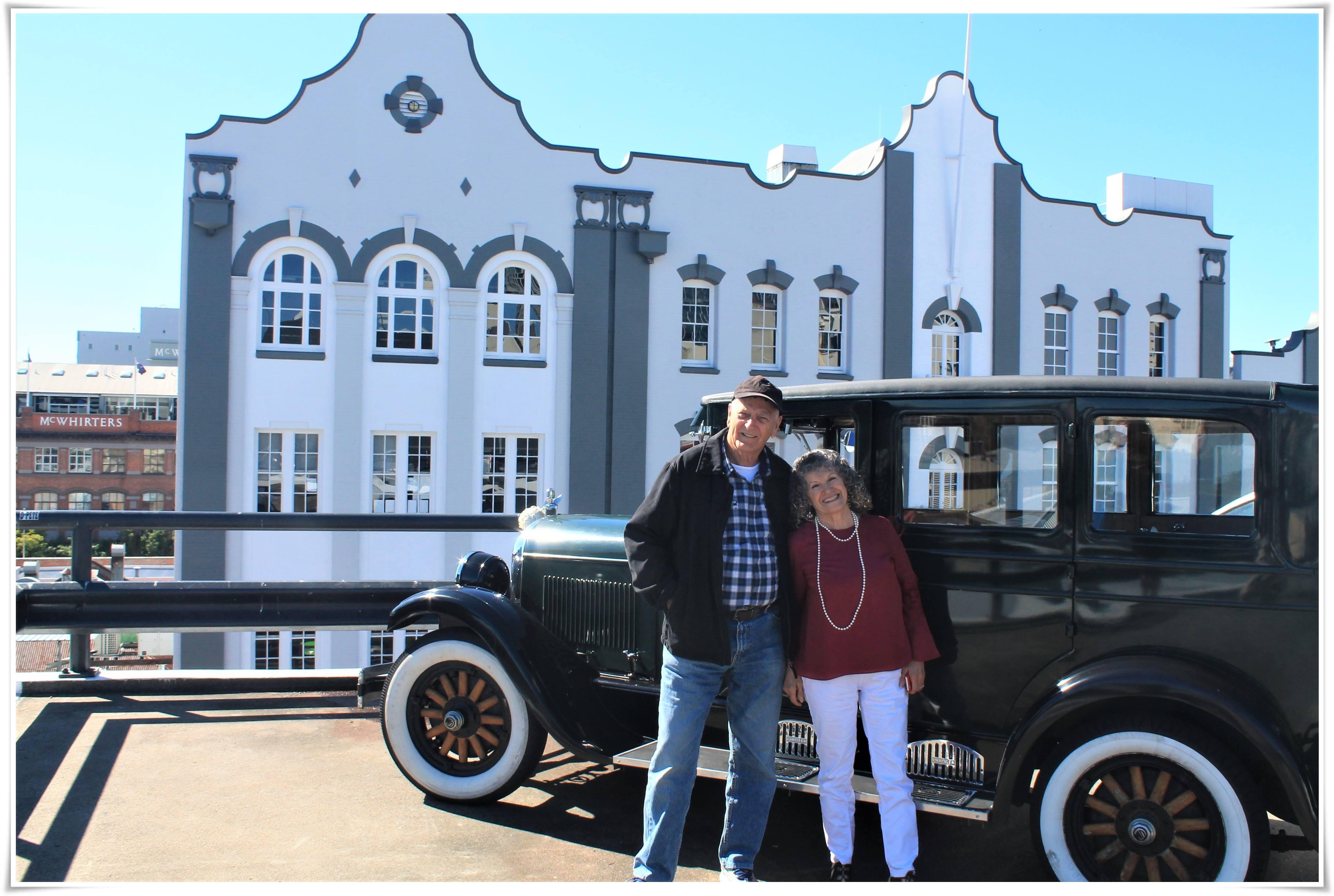 Art Deco Tours of Brisbane