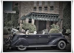 Clyde Brisbane Formal car