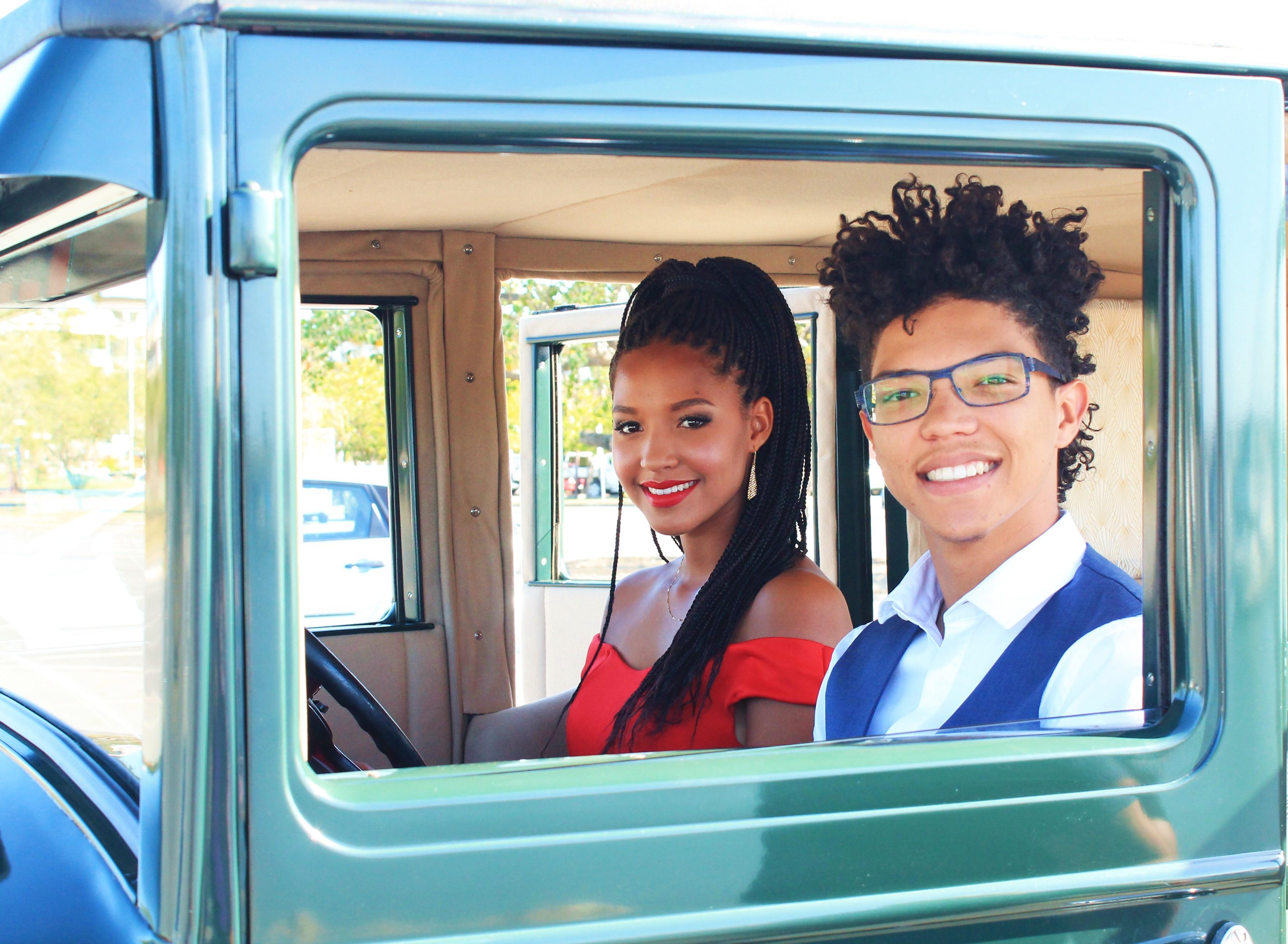 School formal car hire Brisbane