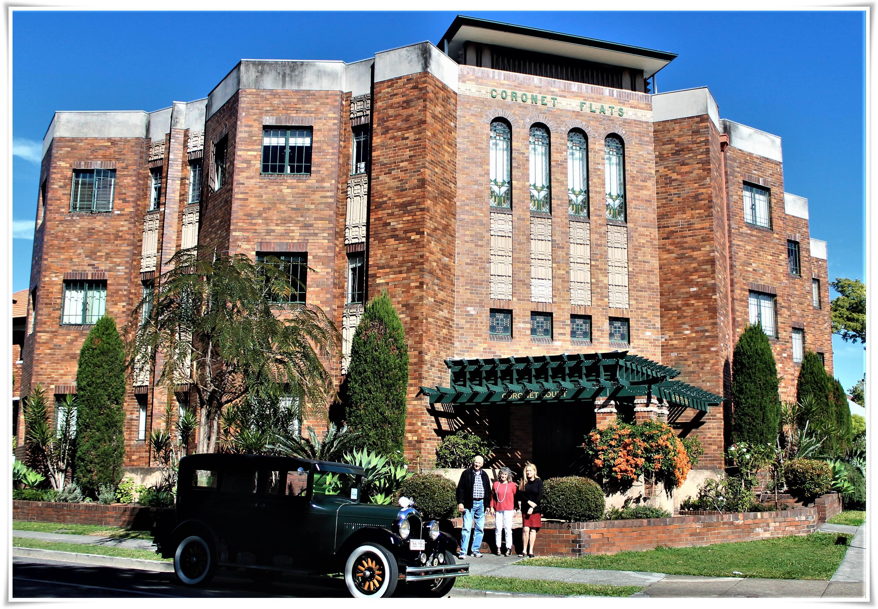 Art Deco Tours Brisbane