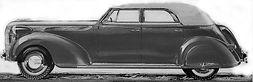 Clyde - 1937 Dodge convertible