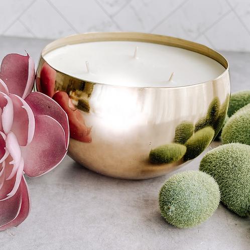 wax to make you relax (gardenia+grapefruit)