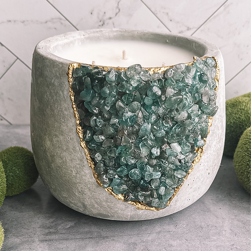 APATITE CANDLE