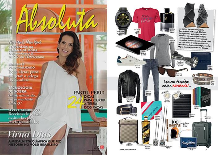 Mar 2016 | Revista Absoluta