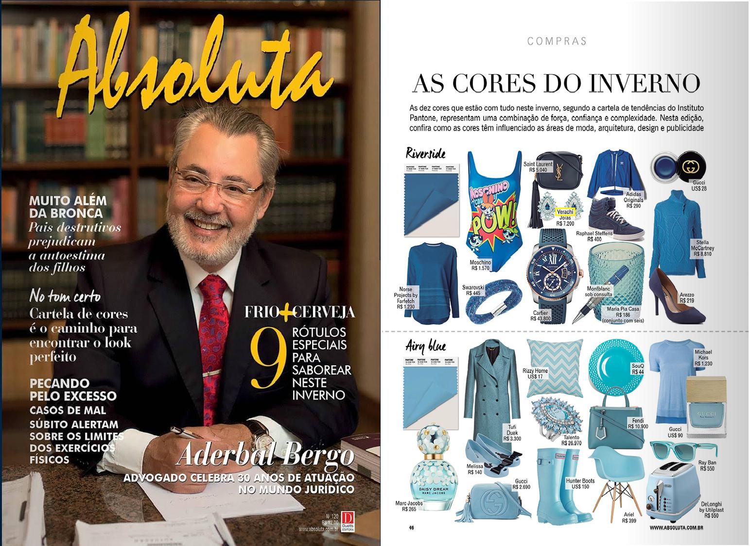 Ago 2016 | Revista Absoluta