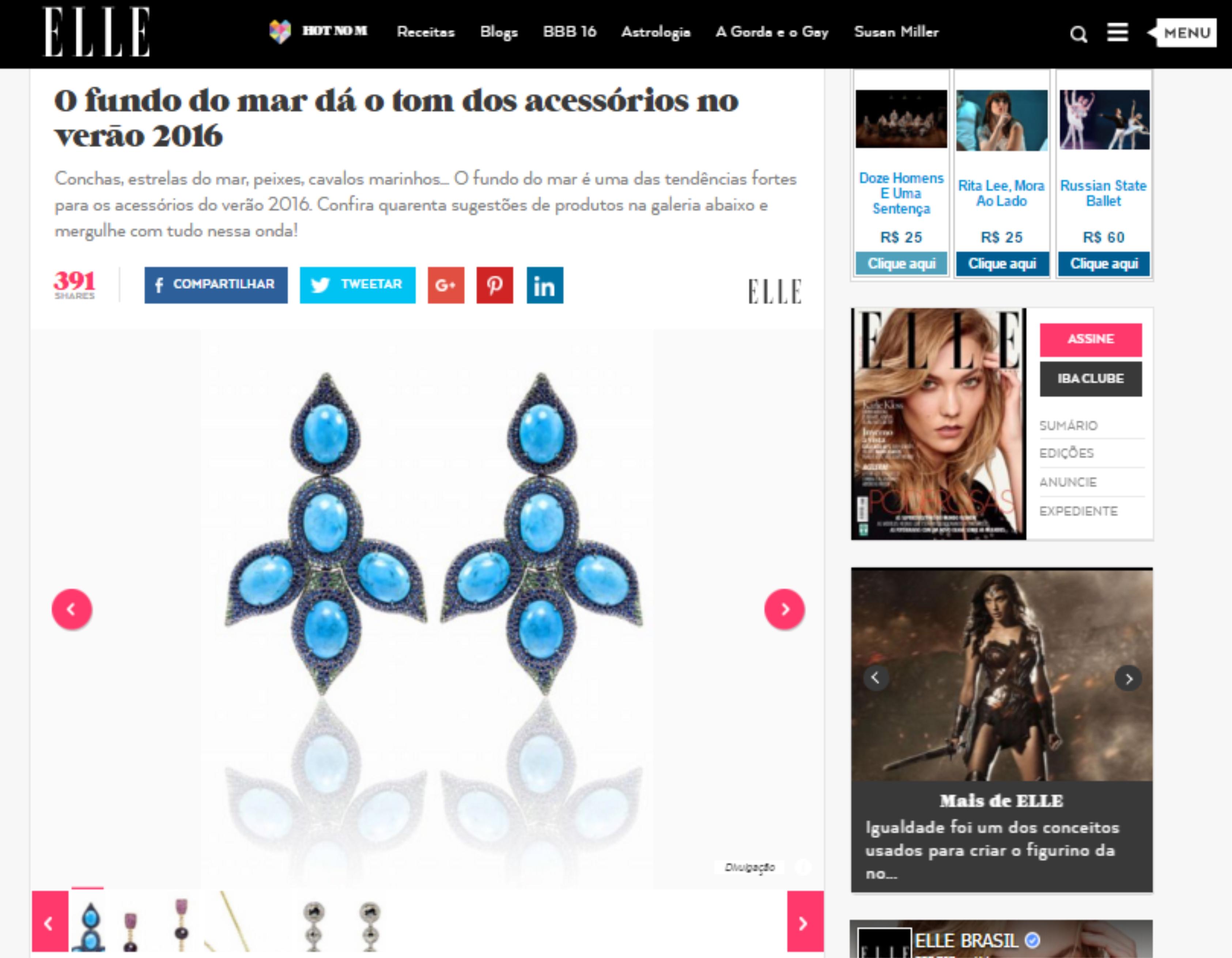 02/10/2015 | Elle Online