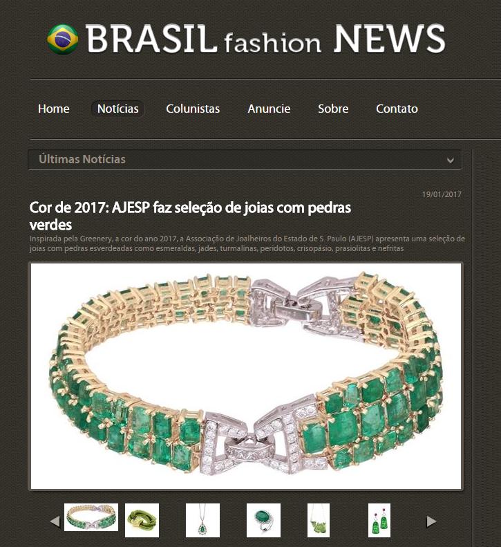 19.01.17 | Brasil Fashion News