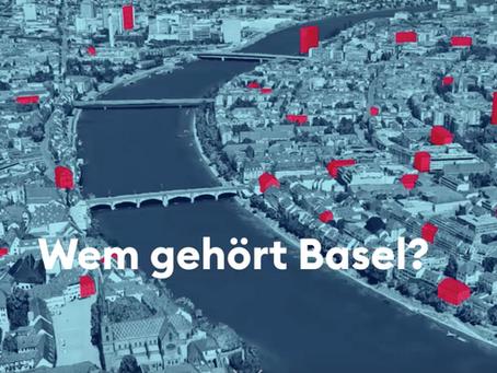 Zürcher Grossbanken bestimmen Basler Mietpreise