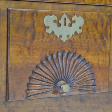 fan carving