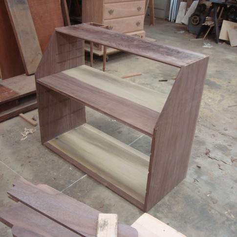 case dovetailed together