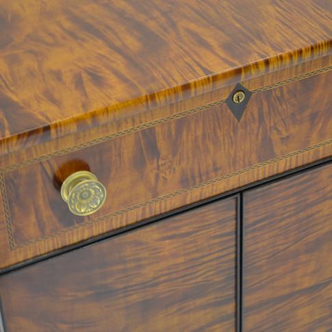 detail of corner