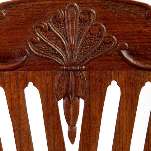 carved honeysuckle