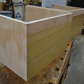 dovetailed case