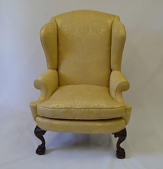 Philadelphia Wingback Chair