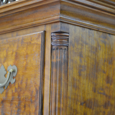 quarter column at crown