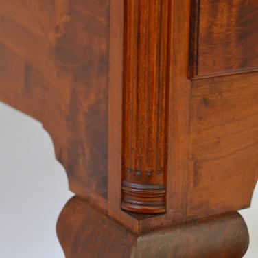 quarter column at knee