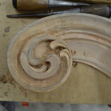 carving the florette