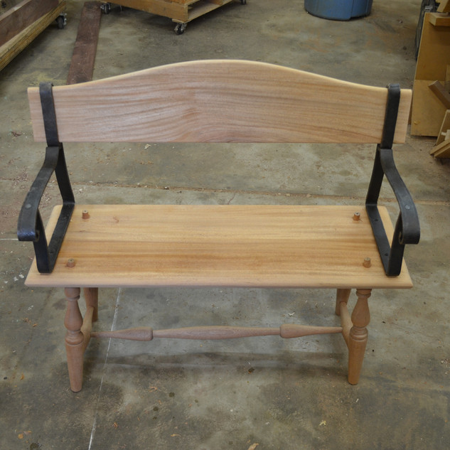 Floyd Bench Unfinished