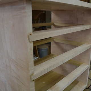 dovetailed drawer dividers