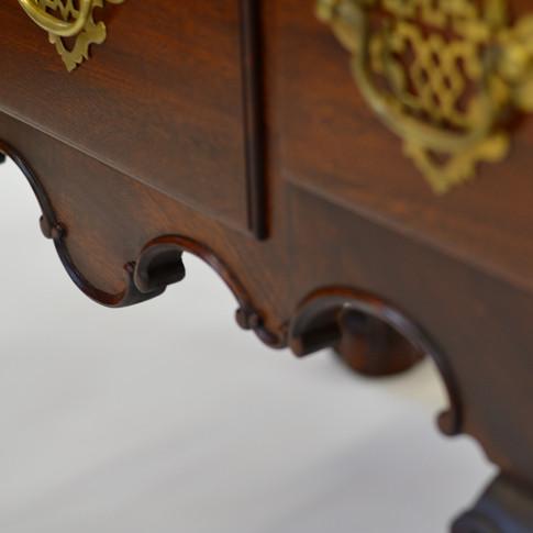 detail of apron