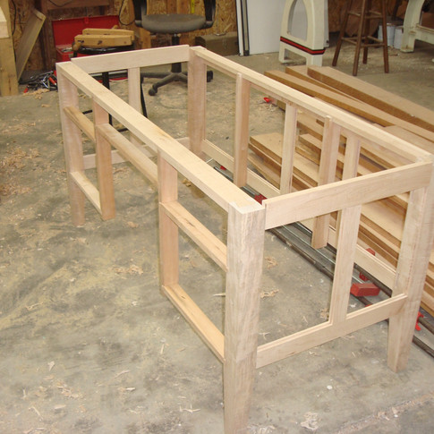 frame without panels
