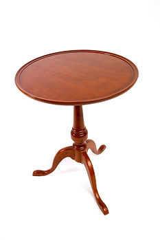 Dished Tilt Top Table