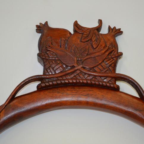 detail of fruit basket