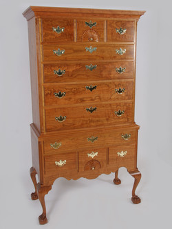 Chippendale Highboy