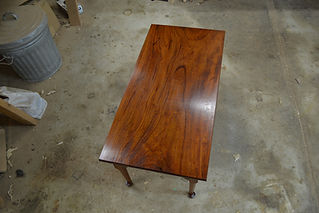 Dutch Leg Coffee Table