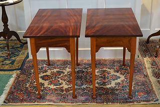 Pair of Sofa Tables