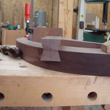 fitting the large dovetail